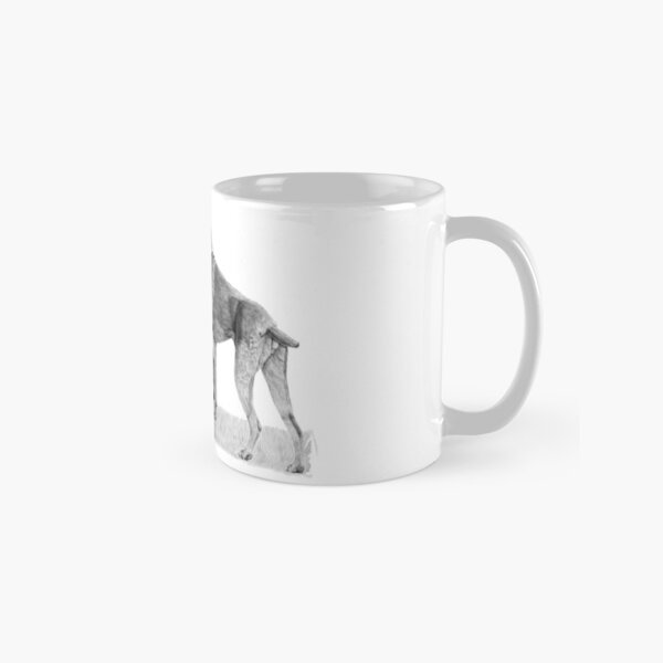 German shorthair pointer Classic Mug