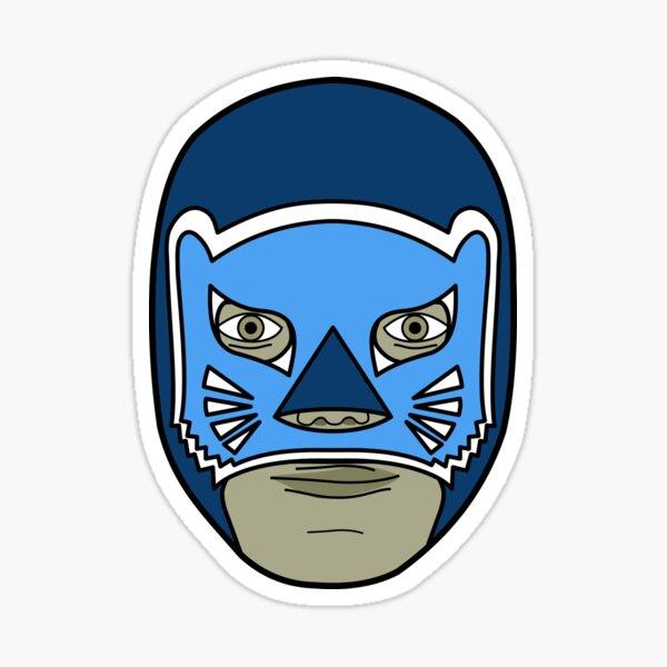 Blue Panther Pegatina