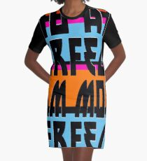 YOU ARE PERFECT T-Shirt Kleid