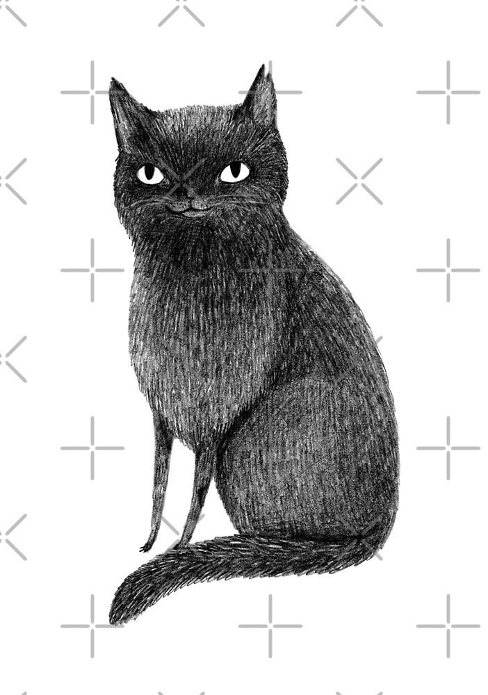 Black Cat by Sophie Corrigan