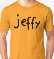 Jeffy Shirt Kids Yellow Boy Girl Tee - T-Shirt Unisex T-Shirt
