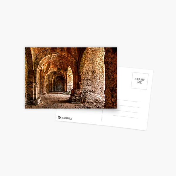 The arches Postcard