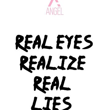 ANGEL Real Lies Collection by AgentAngel