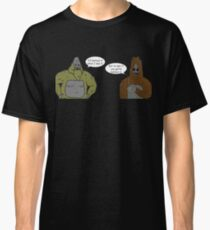 Sassy and Donny Classic T-Shirt