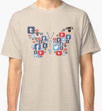 Social Butterfly Classic T-Shirt