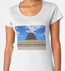 Temple of Heaven, Beijing, China Women's Premium T-Shirt