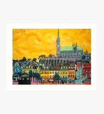 Cobh 4, Cork, Ireland Art Print