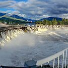 Water Over the Dam by Bryan D. Spellman