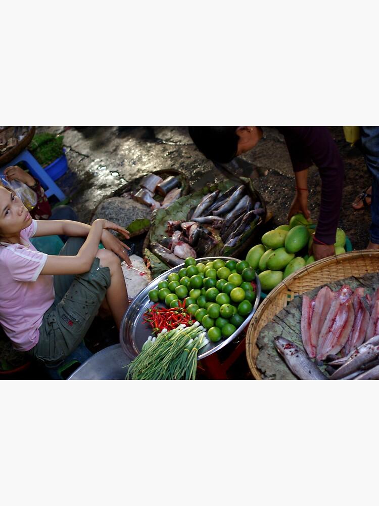 The Russain Market by alexsupertramp