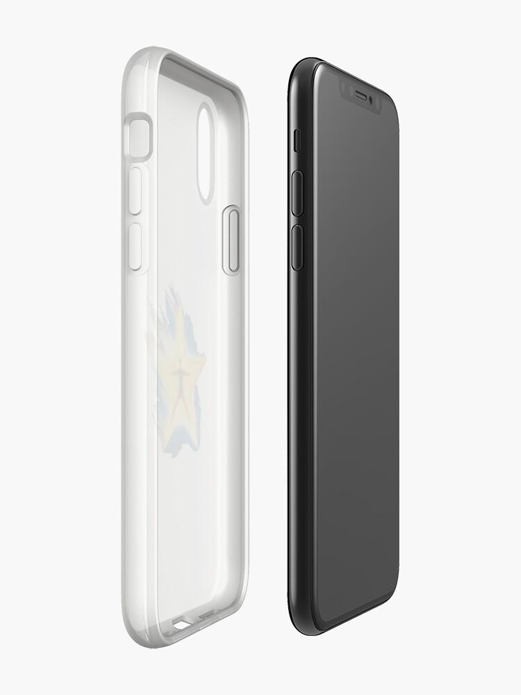 Alternative Ansicht von Bazzi-kosmisch iPhone-Hülle & Cover