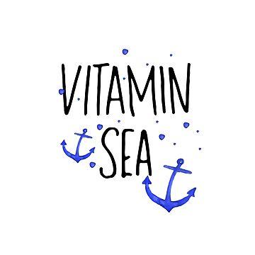 Vitamin sea by julswonderland