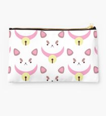 """""""I don't want to be cute"""" Studio Pouch"""