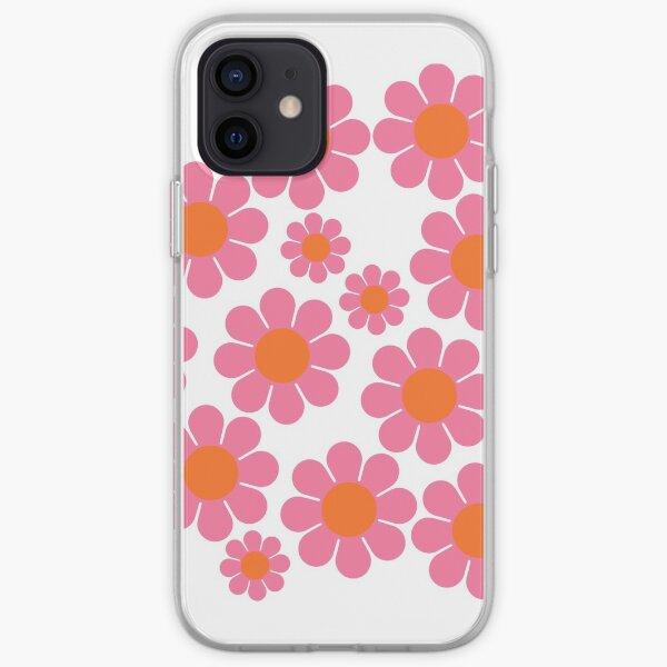 Koryn's Custom Flower Pattern 1 iPhone Soft Case