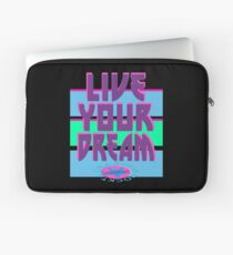LIVE YOUR DREAM Laptoptasche