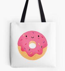 Glücklicher Donut Tote Bag
