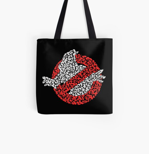 Ghostbusters All Over Print Tote Bag