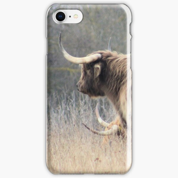 Highland Cattle iPhone Snap Case