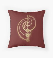 The Dark Crystal Master Time Symbol Floor Pillow
