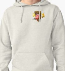 Summer Fun With Ice Cream Pullover Hoodie