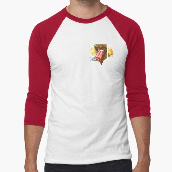 Summer Fun With Ice Cream Baseball ¾ Sleeve T-Shirt