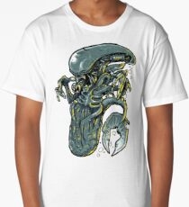 MermAlien Long T-Shirt