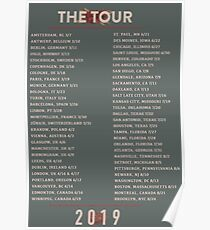 The Tour 2019 Poster