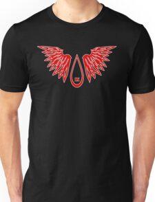 Sanguine Drop Red Unisex T-Shirt