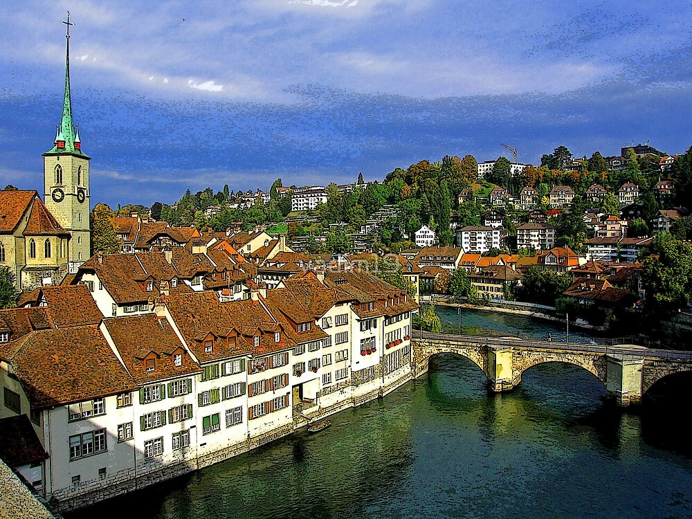 Bern, Switzerland by vadim19