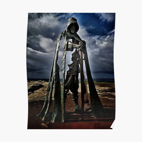 Gallos King Arthur Poster