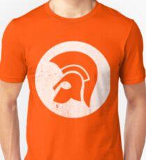 Trojan (White)  Unisex T-Shirt