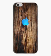 Wooden iphone iPhone Case