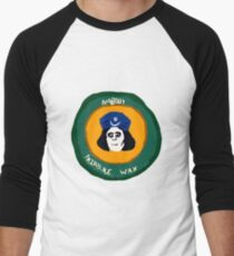 Naboo's Miricale Wax Men's Baseball ¾ T-Shirt