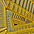 Yellow Stairway by JThill