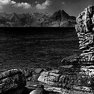 Round stone of Elgol by Blackgull