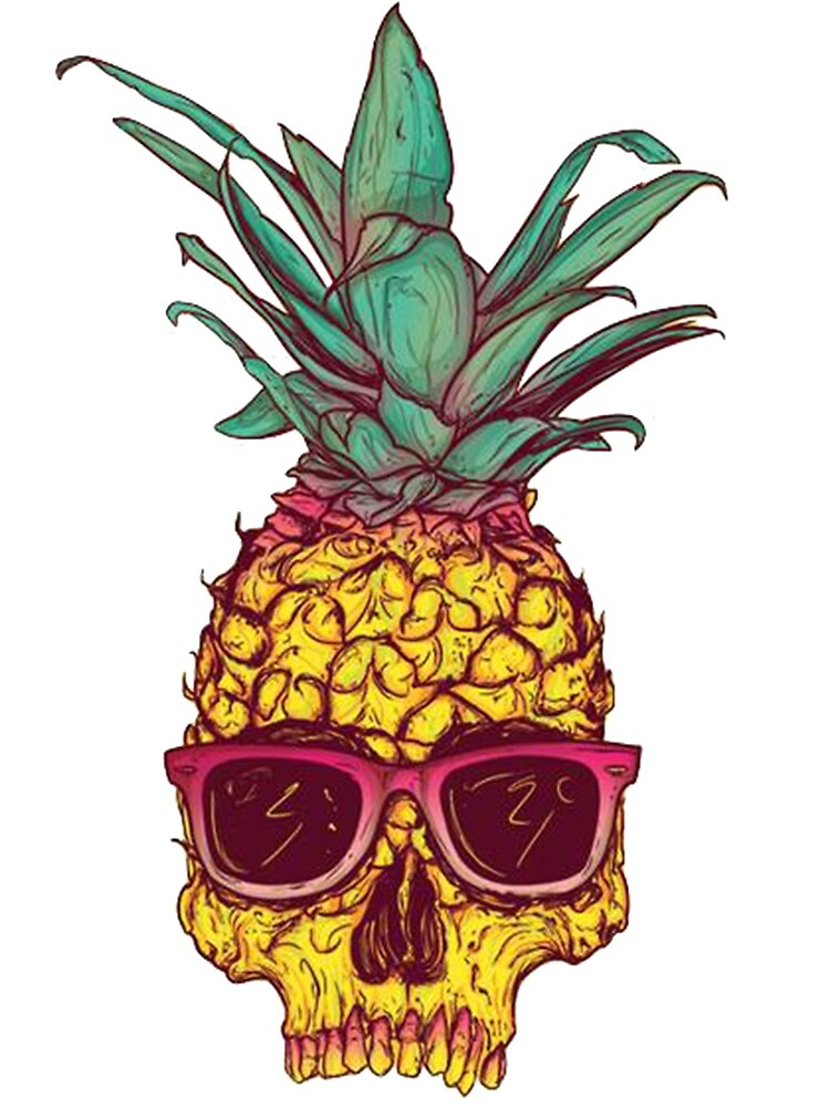 Quot Cool Pineapple T Shirt Quot By Felixxghost Redbubble