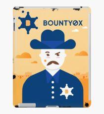 Bounty0x Sheriff iPad Case/Skin
