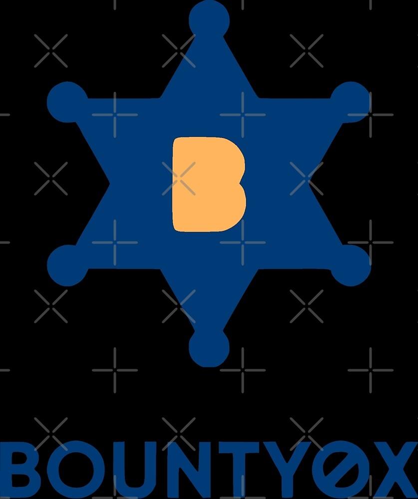 Bounty0x Logo by CryptoCentauri