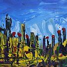City by Juhan Rodrik