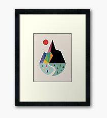 Bright Side Framed Print