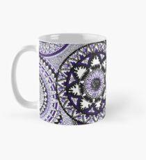 Pointillism Mandala  Mug