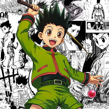 Hunter x hunter - Gon Manga group by nidead