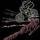 Mountain Biker by danibeez