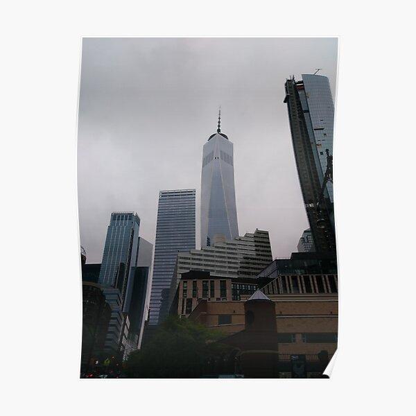 Corporate headquarters, #CorporateHeadquarters, Dark flower, #Dark, #Flower, #DarkFlower, #8st, #NewYork, #Manhattan, #subway, #station, #Windows Poster