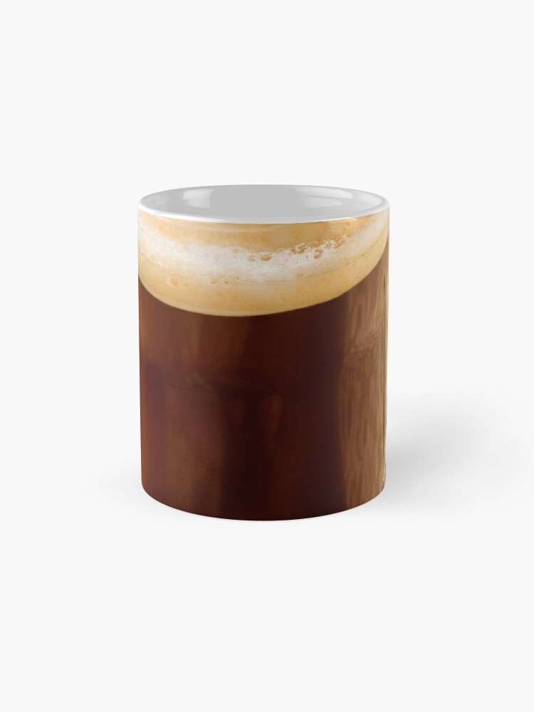 Alternate view of Fresh Coffee In Glass Mugs