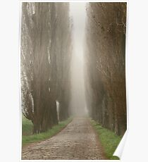 The road less travelled Poster
