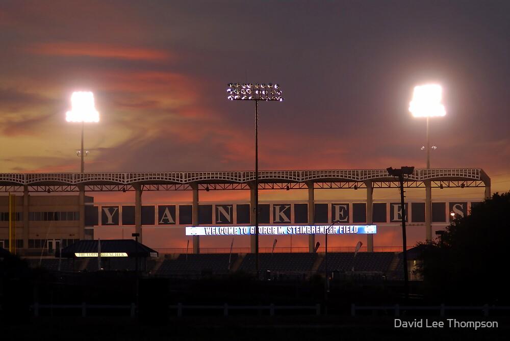 Legend's Field by David Lee Thompson