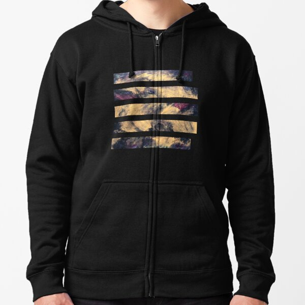 Cover the Lies Zipped Hoodie