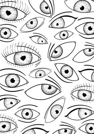All eyes on me. von vanessagraphie