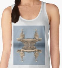 Science Fiction #Steampunk #Science #Fiction #Steampunk #ScienceFiction #ship #navy #sea #oil #military #boat #water #warship #port #naval #carrier #industry #battleship #sky #river #offshore #ocean  Women's Tank Top