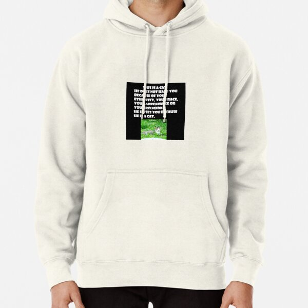 This is a Cat... Pullover Hoodie